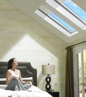 Velux Skylights Are Designed For Overhead Out Of Reach Lications Or In That Do Not Require Egress Emergency Escape Capabilities